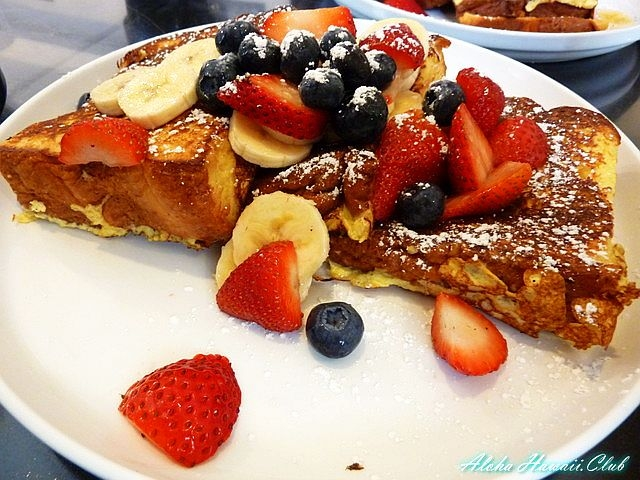 Sweet E's Cafe FrenchToast2