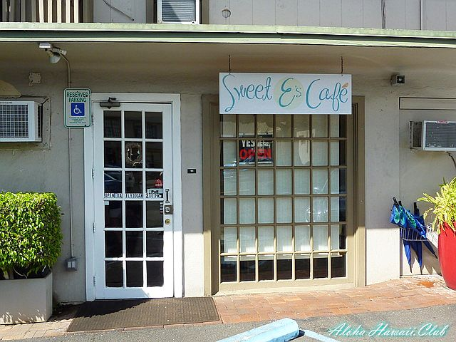 Sweet E's Cafe FrontDoor