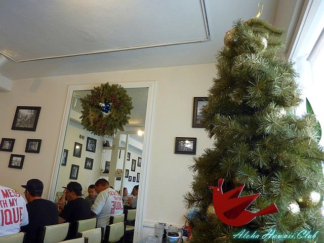 Sweet E's Cafe Christmas Tree
