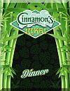 cinnamons ilikai dinner menu