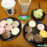 Bubbies Store inside バビーズ アイスクリーム