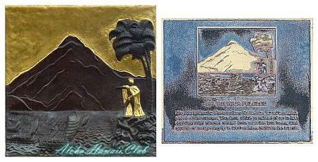 King Kamehameh relief Canues