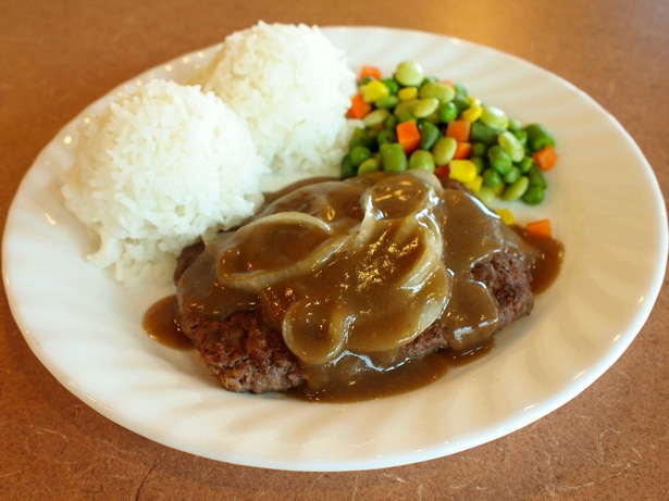 zippys hamburger steak