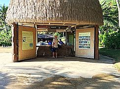 hanauma bay Information Center