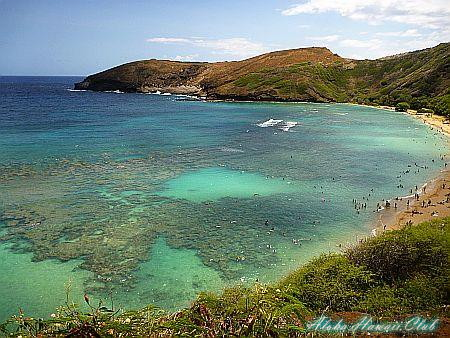 hanauma bay Overview1