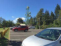 タンタラスの丘駐車場