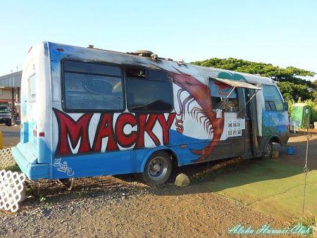 マッキーズガーリック・シュリンプ・トラック