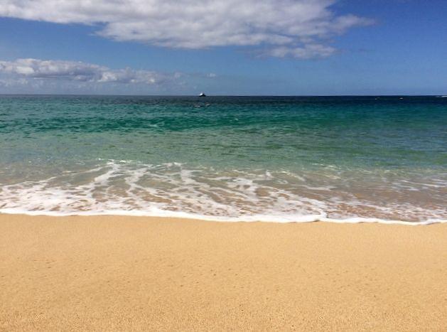 マカハビーチ