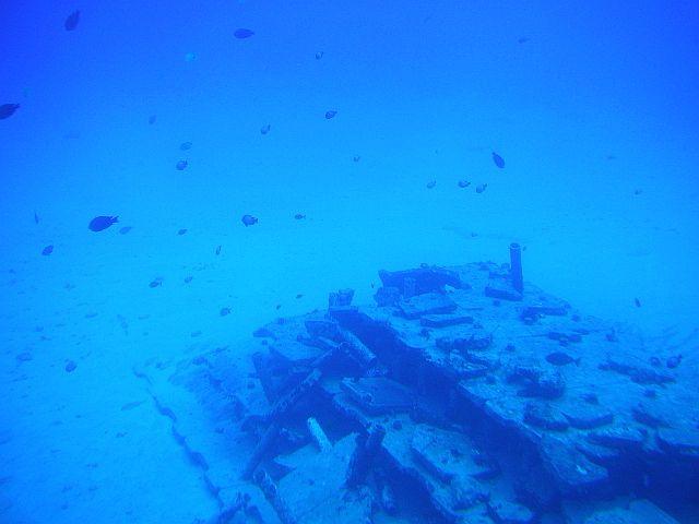 ハワイ海底