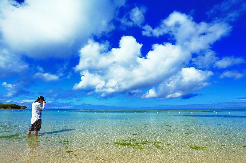 ハワイのカメラ