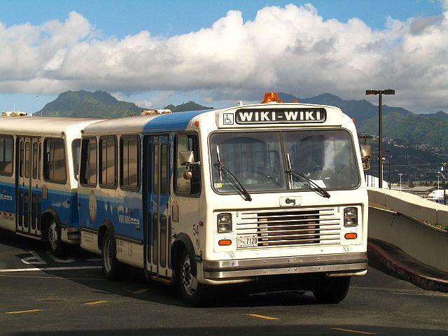 ウィキウィキ・バス