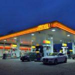 シェルのガソリンスタンド