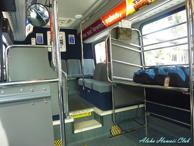 レンタカーシャトルバス