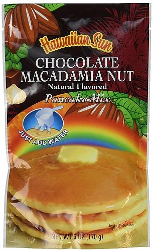 ハワイアンサンパンケーキミックス