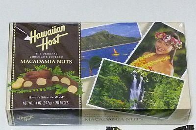 ハワイアンホストチョコレート