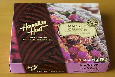 ハワイアンホスト・クランチ・チョコレート