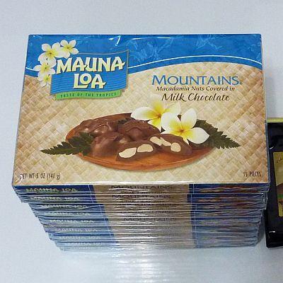 マウナロア・チョコレート