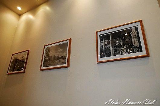 クアアイナ横浜店の壁写真