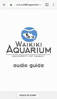 ワイキキ水族館音声ガイド1