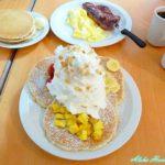 eggsnthings samplar エッグスンシングス パンケーキ